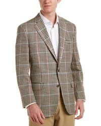 Brooks Brothers - Madison Fit Wool, Silk, & Linen-blend Sportcoat - Lyst
