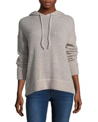 NAKEDCASHMERE - Victoria Ribbed Sweatshirt - Lyst