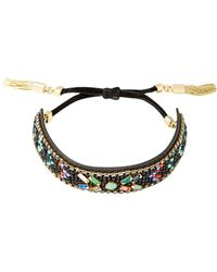 Rebecca Minkoff - After Party Seed Bead Bracelet - Lyst