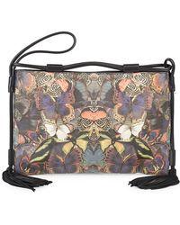 Valentino | Butterfly-print Wristlet Bag | Lyst