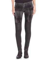 Brockenbow - Emma Skinny Tie-dyed Jeans - Lyst