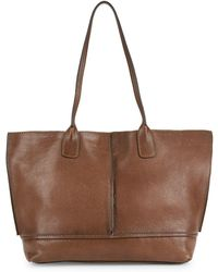 Frye - Lucy Tote Bag - Lyst