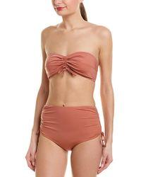 6 Shore Road By Pooja Santa Ana Bikini Bottom - Pink