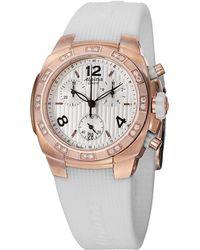 Alpina - Women's Avalanche Diamond Watch - Lyst