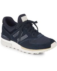New Balance - T3 Low-top Sneakers - Lyst