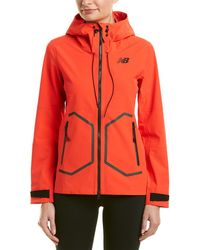 New Balance - Luxe 3-layer Jacket - Lyst