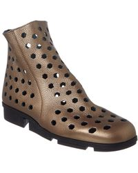 Arche Kyoute Leather Bootie