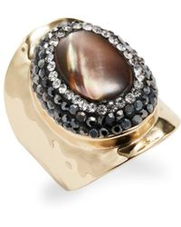 Elise M - Samara Statement Ring - Lyst