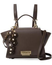 Zac Posen - Eartha Iconic Soft Top Handle Convertible Backpack - Lyst