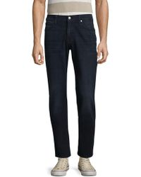 7 For All Mankind - Standard Straight Jeans - Lyst