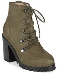 Seychelles - Transport Leather Boots - Lyst