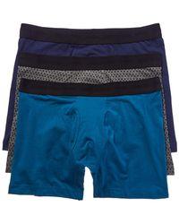 Kenneth Cole - New York 3pk Boxer Brief - Lyst