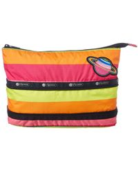 LeSportsac - Collette Expandable Large Cosmetic Case - Lyst