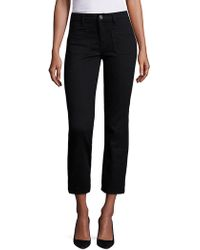 Joie - Laney Cropped Flared Jeans - Lyst