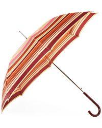 Missoni - Marta Striped Umbrella - Lyst