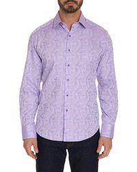 Robert Graham - Havershire Classic Fit L/s Woven Shirt - Lyst