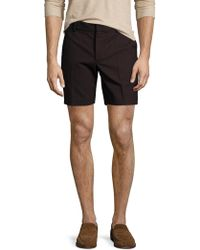 Mr Turk - Lawrence Cotton Shorts - Lyst