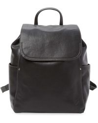 Frye - Olivia Backpack (black) Backpack Bags - Lyst
