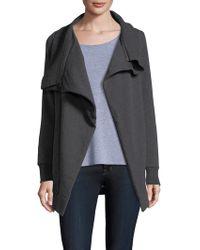 Mpg - Chalk Zip-up Jacket - Lyst