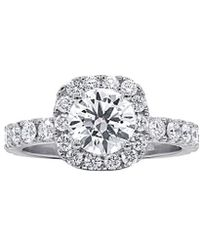 Diana M. Jewels - . Fine Jewellery 18k 2.46 Ct. Tw. Diamond Ring - Lyst