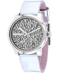 DIESEL Women's Flare Rocks Watch