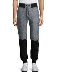 Madison Supply - Contrast Drawstring Sweatpants - Lyst
