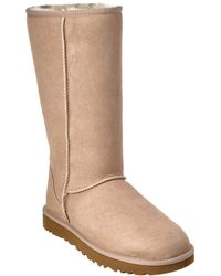 UGG Classic Tall Ii Water-resistant Twinface Sheepskin Boot - Natural