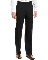 Brooks Brothers - Madison Fit Flat Front Wool Blend Trouser - Lyst