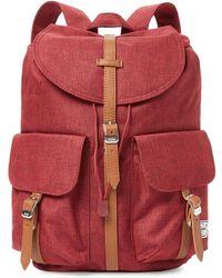 Herschel Supply Co. - Dawson Flap Backpack - Lyst