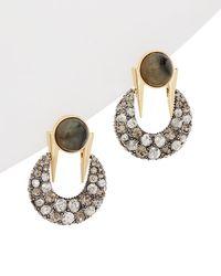 Lulu Frost Laumiare Statement Earrings