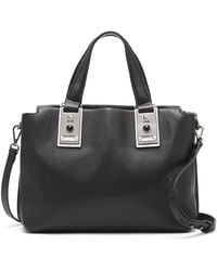 Vince Camuto - Bitty Leather Satchel - Lyst