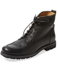 Frye - Phillip Leather Work Boot - Lyst
