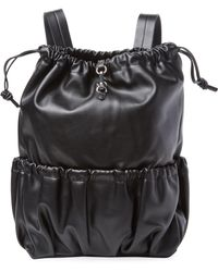 French Connection - Dane Drawstring Backpack - Lyst