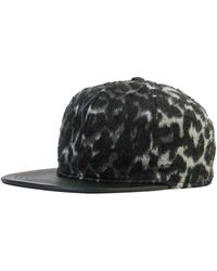 Genie by Eugenia Kim - Corey Leather Brim Baseball Hat - Lyst