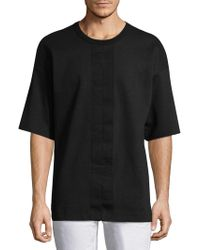 Diesel Black Gold | Titanico Solid T-shirt | Lyst