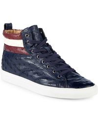 Bally - Heaven High-top Leather Trainers - Lyst