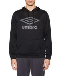 Umbro - Tek Logo Pullover Hoodie - Lyst