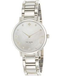 Kate Spade - Gramercy Watch, 34mm - Lyst