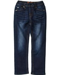7 For All Mankind - 7 For All Mankind Boys' Riptide Jean - Lyst