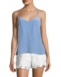 Suboo - Amore Sweeheart Neck Camisole - Lyst