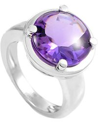 Poiray - 18k 5.00 Ct. Tw. Amethyst Ring - Lyst