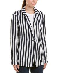Bardot Colette Linen-blend Blazer