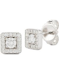 Nephora - 14k 0.38 Ct. Tw. Diamond Studs - Lyst