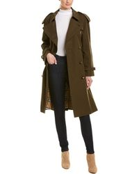 Burberry - Westminster Long Heritage Trench Coat - Lyst