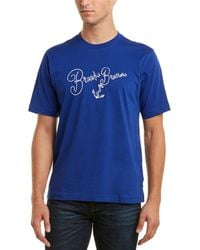 Brooks Brothers - 1818 Rope Logo T-shirt - Lyst