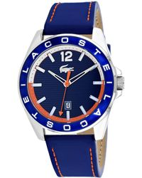 Lacoste - Men's Westport Watch - Lyst
