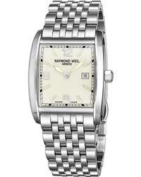 Raymond Weil - Men's Don Giovanni Watch - Lyst