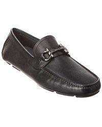 Ferragamo - Classic Horsebit Loafers - Lyst