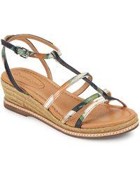 Corso Como - Codi Strappy Wedge Sandals - Lyst