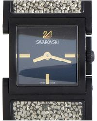 Swarovski - Stainless Steel Watch - Lyst